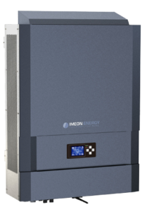 onduleur hybride triphasé photovoltaïque IMEON ENERGY 9.12