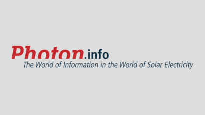 Photon info - the World of Information in the World of Solar Electricity