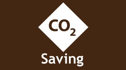 CO2 SAVING