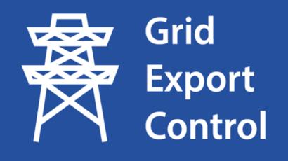 GRID EXPORT CONTROL