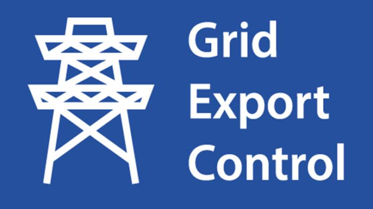 Imeon app grid export control