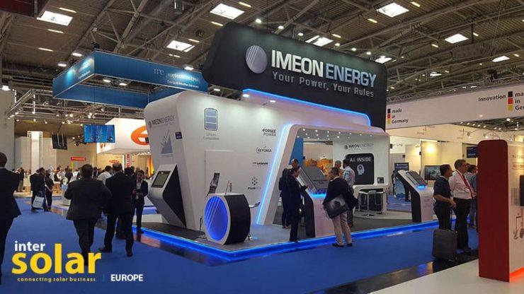 Imeon Energy Intersolar 2017