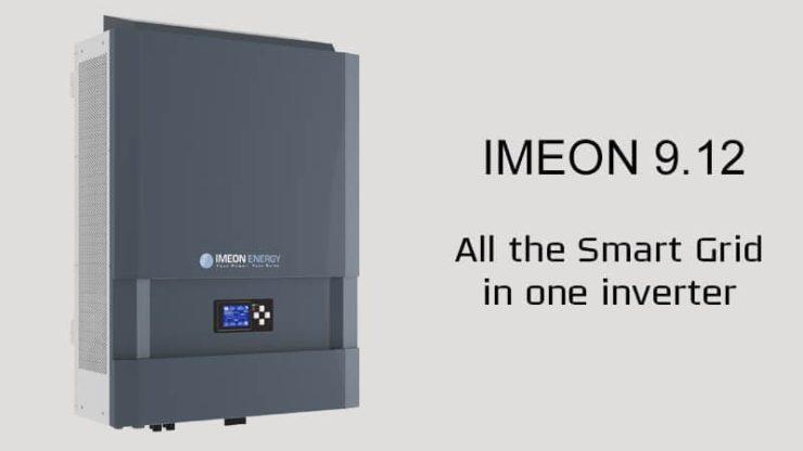 Imeon Energy-onduleur-Imeon9.12-triphasé