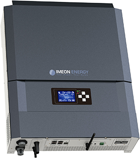 solar inverter by imeon