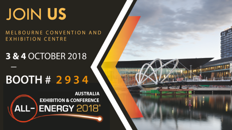 Imeon Energy at All Energy 2018
