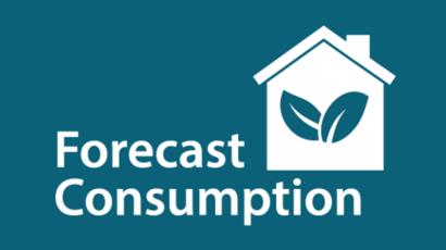 Forecast consumption