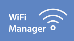 Imeon app wifi manager
