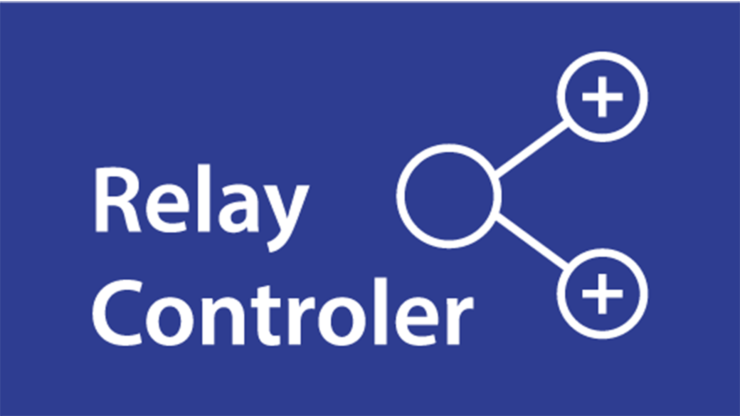 imeon application relay controler