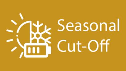 Seasonal Cut-Off