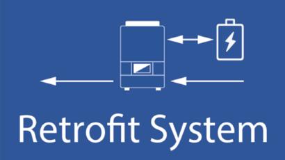 retrofit system